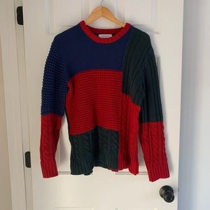 Urban Outfitters Colorblock Sweater M
